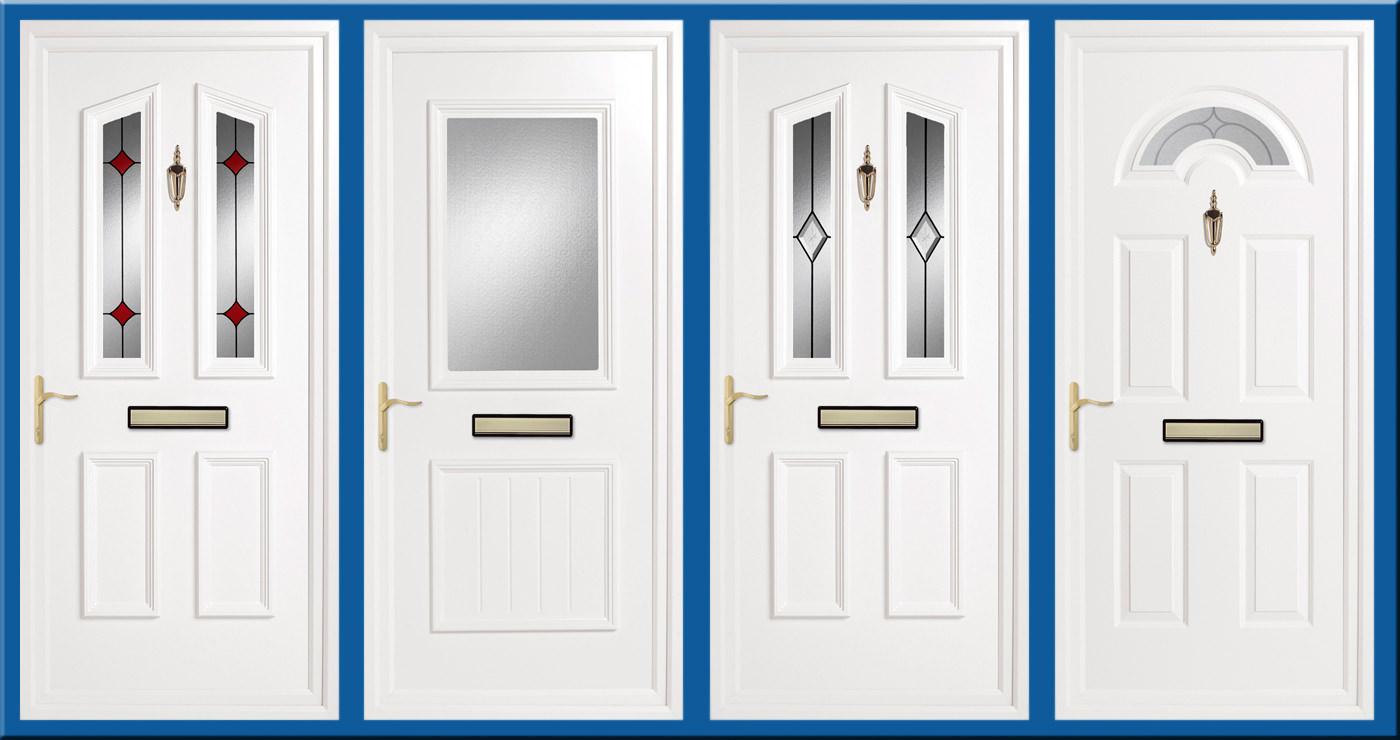 examples of cheap uPVC doors