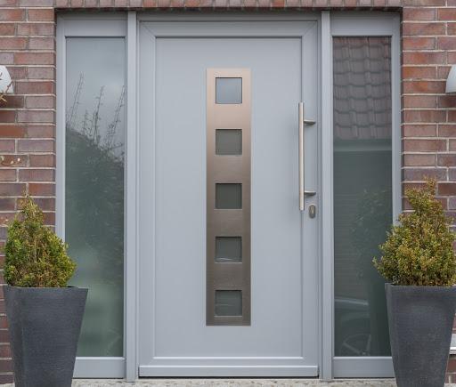 High quality new cheap uPVC door